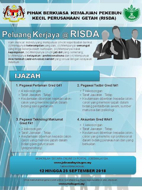 Iklan RISDA