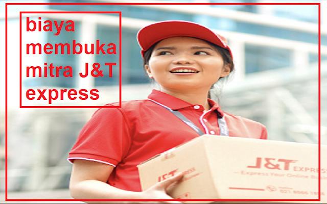 membuka mitra J&T express