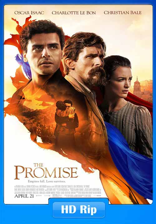 The Promise 2016 480p WEB-DL 400MB x264
