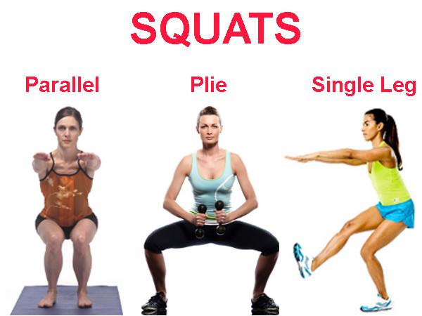 Can You Do Squats Anyone?