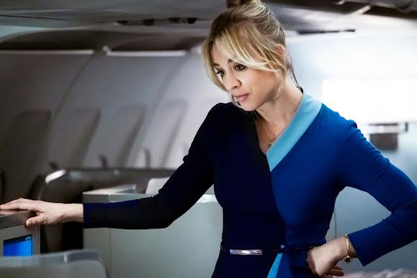 """NOVA SÉRIE """"THE FLIGHT ATTENDANT"""" ESTREIA AMANHÃ NA HBO PORTUGAL"""