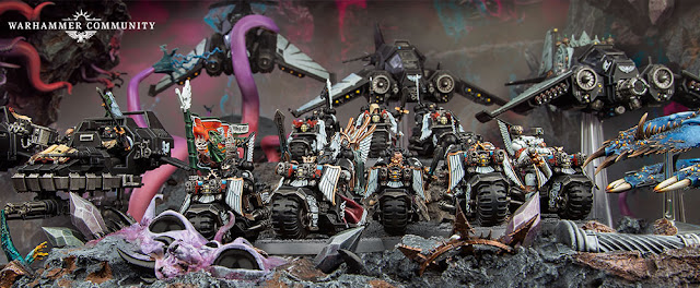 Ravenwing ritual of the Damned