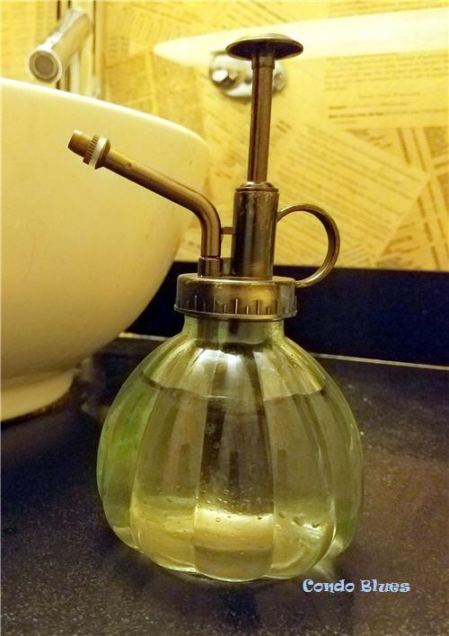 how to make plastic free non toxic air freshener bathroom spray