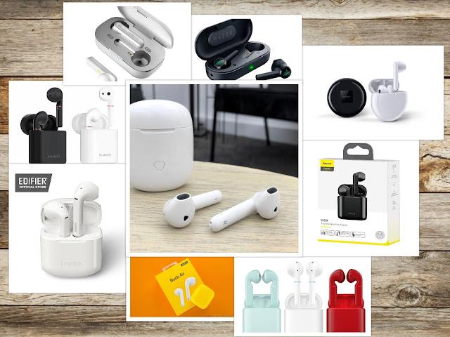 Earphone Wireless Alternatif Kepada 'Airpods' Yang Menggunakan Jenis In-Ear
