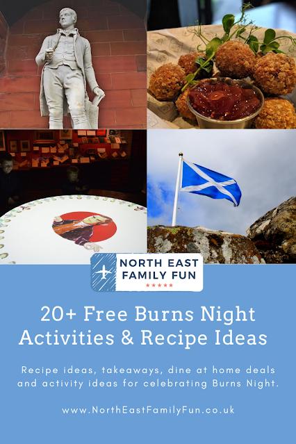 20+ Burns Night Activities & Recipe Ideas