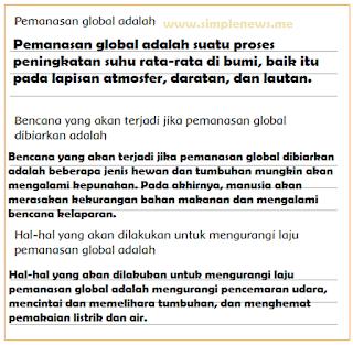Tuliskan laporanmu di bawah ini www.simplenews.me