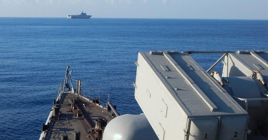 Ισχυρή ναυτική δύναμη με αποτρεπτική ισχύ