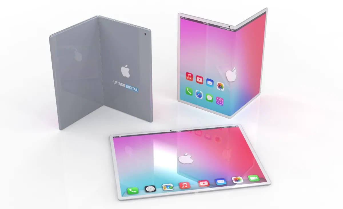 Apple Is Allegedly Working On A Foldable iPad With 5G Support