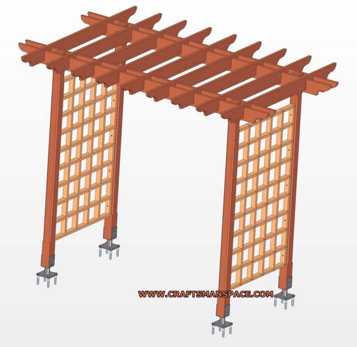 Other Products – Horizon Fence Co. |Garden Arbor Plans Designs