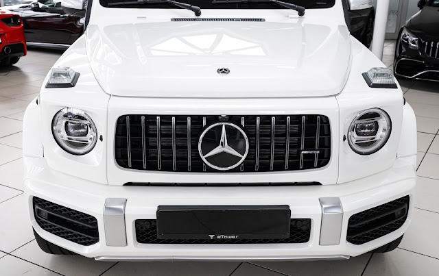 Đánh giá Mercedes AMG G63 2020