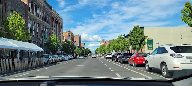 Water St. at Port Townsend