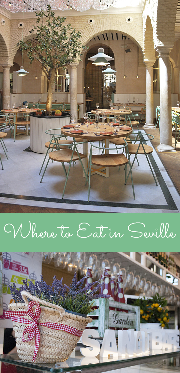 Where to Eat in Seville
