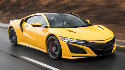 2020 Acura NSX Review