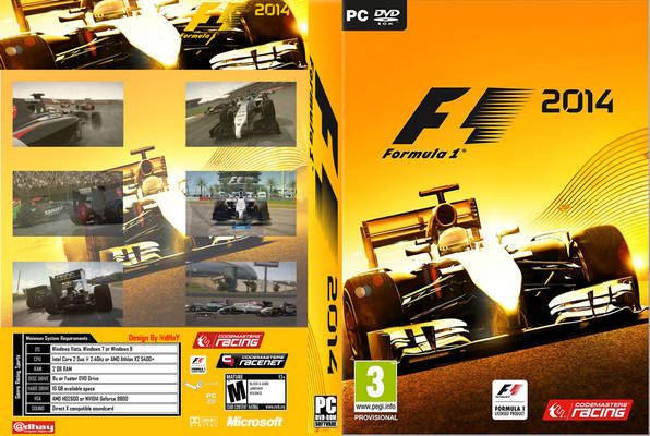 Download F1 2014 Reloaded Game PC Full Version