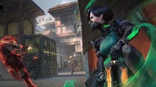 Bẻ khóa nhân vật Game Valorant bằng cách lên lv