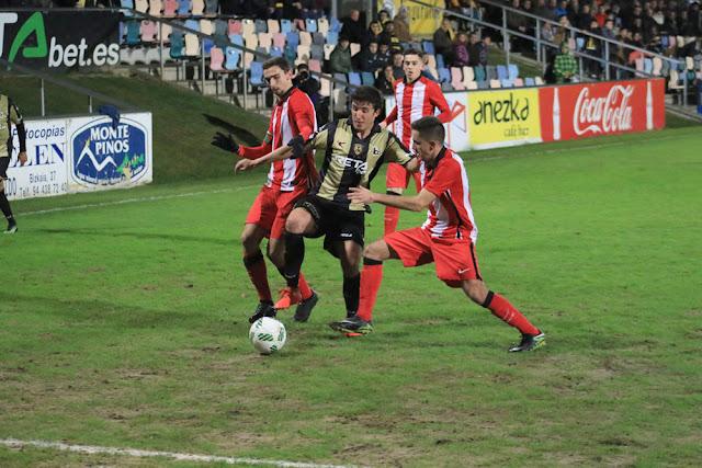 Fútbol | El Barakaldo CF recibe al líder Albacete en el partido que cierra la jornada liguera