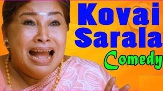 Kovai Sarala Comedy Scenes | Latest Tamil Comedy Scenes | Raghava Lawrence | Soori | Santhanam