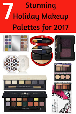 holiday 2017 makeup. holiday palette. holiday collection 2017.