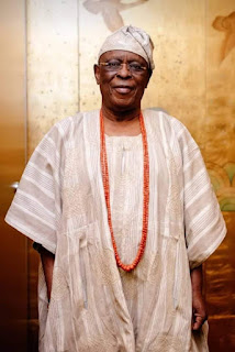 Adele Oloko Of Orile Oko Celebrates Ex Ogun Governor At 82, Says The Community 'LL Never Forget Him