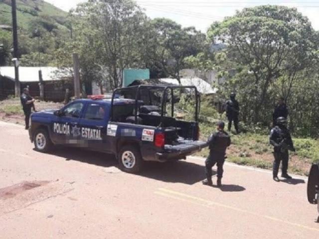 Sicarios armados llegaron y le dispararon a quemarropa ejecutando a comandante a cargo de combatir narcos