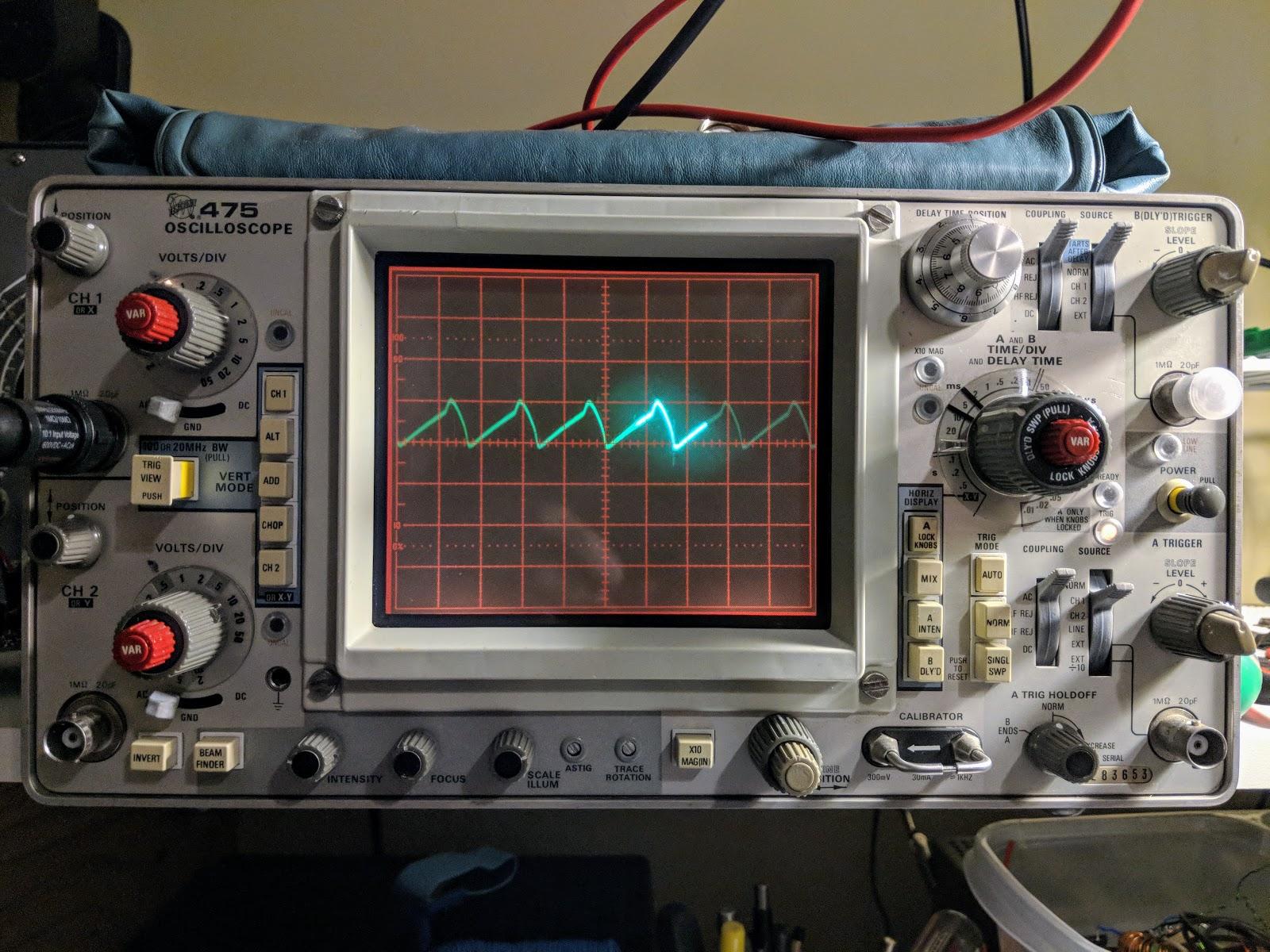 Ham Radio - QRP: Regulated voltage for Regenerative receiver