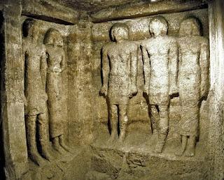 مقابر فريزر بجبانة طهنا الجبل 7