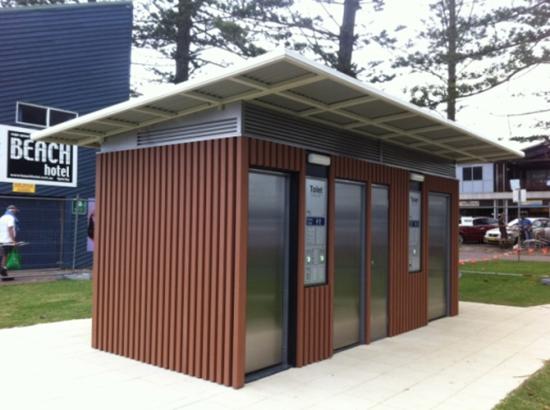 9 Desain toilet minimalis di ruang publik  1000