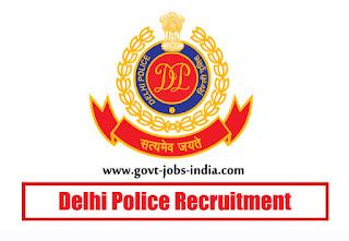 Delhi Police Wireless Operator Recruitment 2019