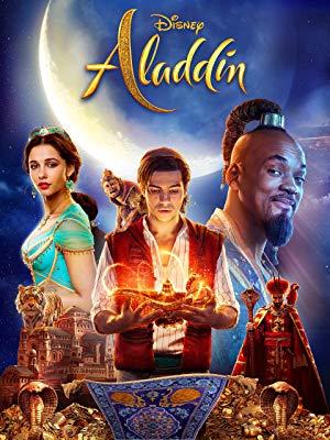 Aladdin [2019] [DVD R1] [Latino]