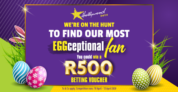 Hollywoodbets Easter Facebook