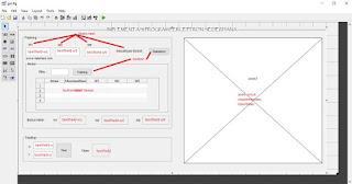 perancangan GUI untuk implementasi Program Perceptron