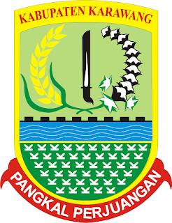 Logo/ Lambang Kabupaten Karawang