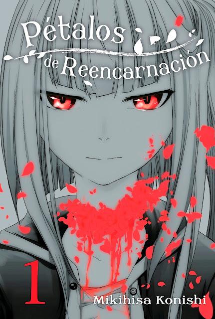 Review del manga Pétalos de reencarnación de Mikihisa Konishi - Editorial Hidra
