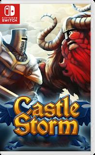 CastleStorm 1 Switch NSP XCI NSZ