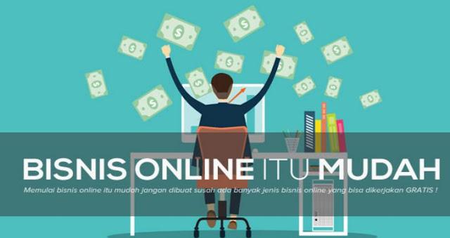 Internet Marketing Online Bisnis Baru Yang Menggiurkan