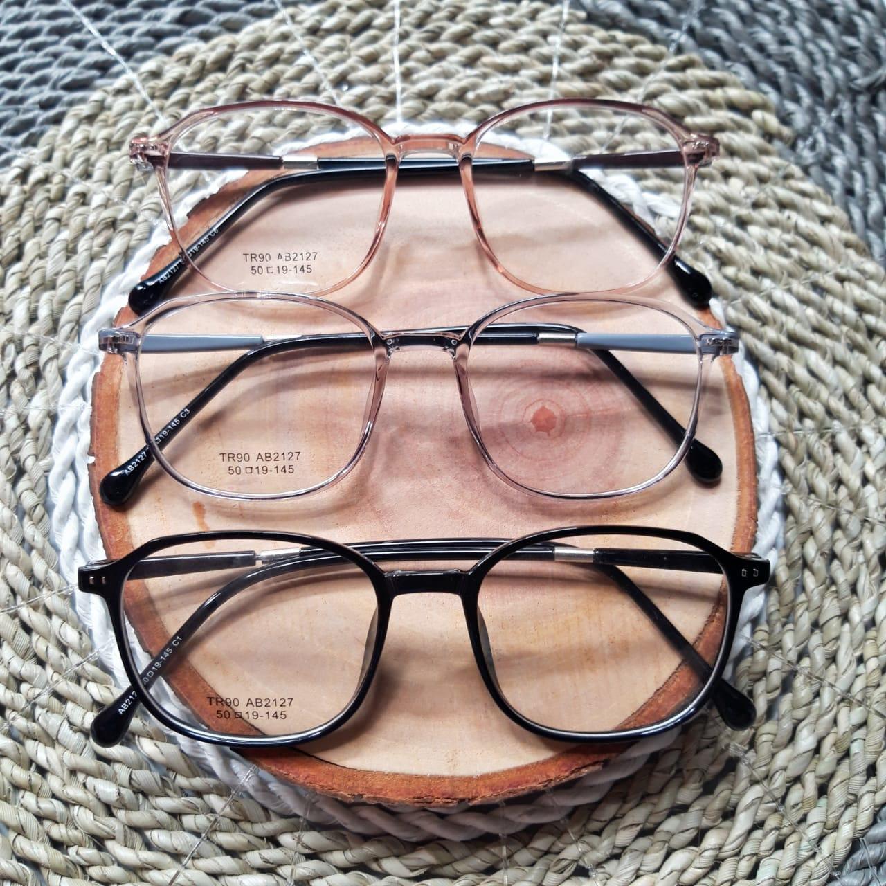Kacamata Elegan Seri F 2127 Harga 100K