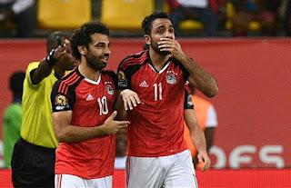 مصر تتأهل لدور الـ 16 بعد الفوز على الكونغو بهدفين في كأس الأمم الأفريقية