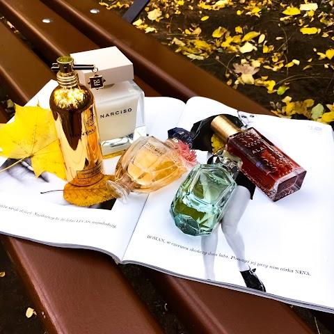 Przegląd perfum pudrowych