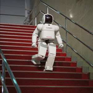 For climbing robots, the sky's the limit