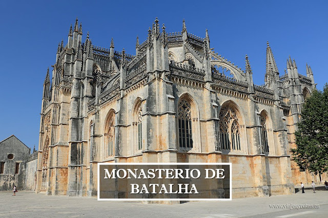Monasterio de Batalha, Patrimonio de la Humanidad