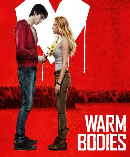 Warm Bodies (2013) 720p HEVC BluRay x265 Esubs [Dual Audio] [Hindi – English] – 550 MB