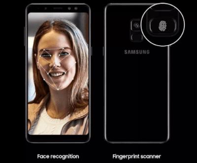 Spesifikasi Sensor Samsung Galaxy A8 (2018)