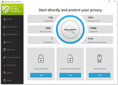 Ashampoo Privacy Protector 2015 Virus Solution Provider