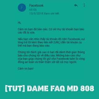 Tut dame faq mạo danh 808 huyền thoại mới nhất 2019, tut dame 808 mới nhất, faq md 808, report bằng contact 808 faq md, faq md 808, thủ thuật facebook tut dame 808 apps