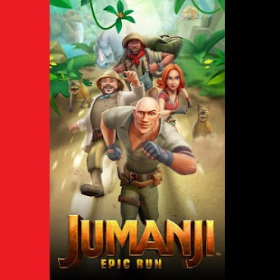 Jumanji: Epic Run 2020 infinito