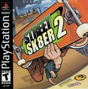 Street Sk8er 2 (2000) PS1 Download