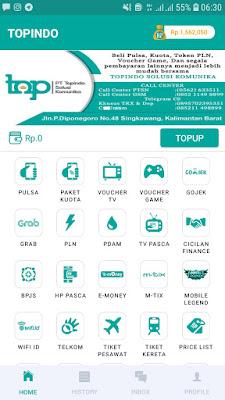 Aplikasi Topindo Update Terbaru