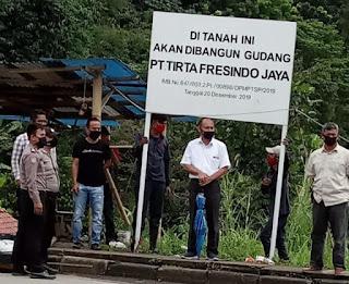 Ditengah Pandemi Covid-19 Mayora Group Terus Laksanakan Pembangunan