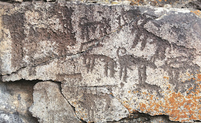 Prehistoric rock art found near ancient site of Ani