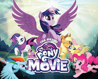The Art of My Little Pony the Movie